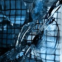 glasswork blue